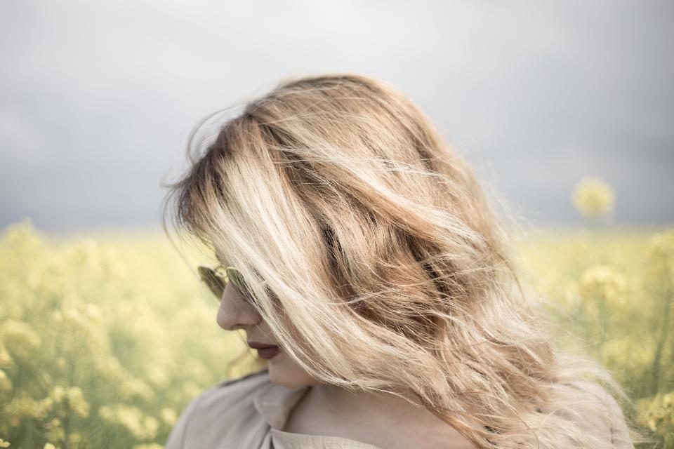 portrait girl people outdoor modeling blonde golden goldenhair beauty hair fashion sunglasses woman